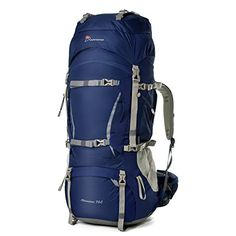Features Capacity:  1.An extension collar with two drawstrings on the top can expand the pack and increase the main compartment capacity by 5 liters 2.Front sleeping bag compartment with divider  3.In...