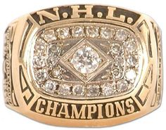 Montreal Canadiens - 1978 Stanley Cup Ring