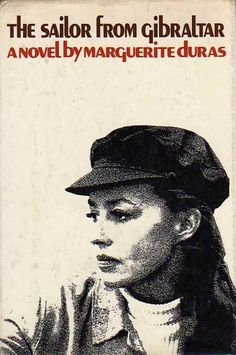 Sailor from Gibraltar by Marguerite Duras. Grove Press, 1967. Cover design by Roy Kuhlman. Photographer unknown. www.roykuhlman.com