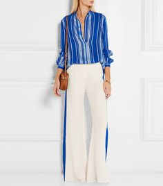 Love, Want, Need: Zeus   Dione's Leg-Lengthening Trousers via @WhoWhatWearUK