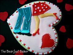 Foot Pop / In Love (Heart Cookie Cutter)