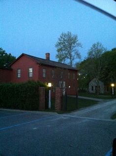 Mill Race Historical Village, Northville, MI. My wedding was here!