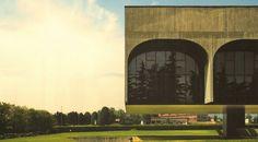FATA Headquarters (1976-1979) by Oscar Niemeyer