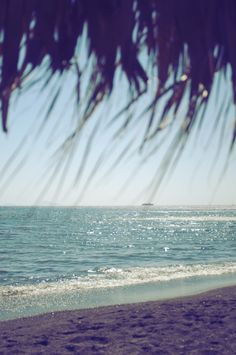 Längtan till dagar på stranden!