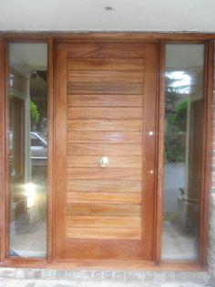 Doors | Hortus Ligneous Garage Studio, Wooden Front Doors, Internal Doors, Entrance, Hardwood, Windows, Contemporary, House, Google Search
