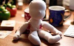 Resultado de imagem para molde de bonecas de pano gratis
