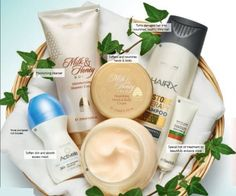 Spring Beauty Set - Milk & Honey - Body Care - Oriflame Sweden - Oriflame cosmetics UK - Spring Beauty Set