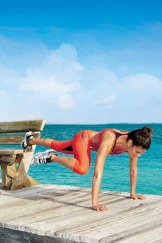 -16 Minutes Beach Body Workout.