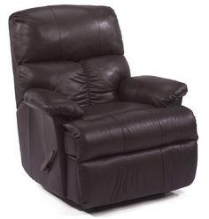 Flexsteel Furniture: Recliners: TritonLeather Wall Recliner (399R-501)