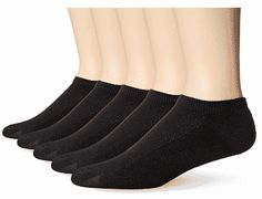 Hanes Men's Ultimate FreshIQ X-Temp No Show Socks, Black, Sock Size: (Shoe Size Sock Size: The X-temp design of this men's sock adjusts to your surroundings, providing a cool and comfortable experience all day long Running Socks, Sport Socks, Athletic Socks, Christmas Gifts For Women, Ankle Socks, Women's Socks, No Show Socks, Sock Shoes, Cool Things To Buy