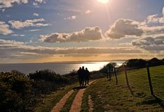~ South West Coastal Path~ Exmouth, UK