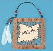 Native American Wall Hanging Kit-- Out of Stock - MakingFriends Online Store