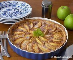 Legendární jablečný koláč z Normandie a další prima rcp - My site Apple Pie, Sweet Recipes, Tart, Goodies, Food And Drink, Cooking Recipes, Menu, Sweets, Snacks