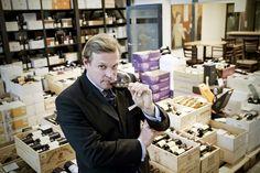 Robert Mielżyński, Wine Bar. Fot. Paweł Krzywicki/Wprost. www.pawelkrzywicki.com