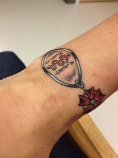 Open Heart Surgery Tattoo I Like This Concept Just Not