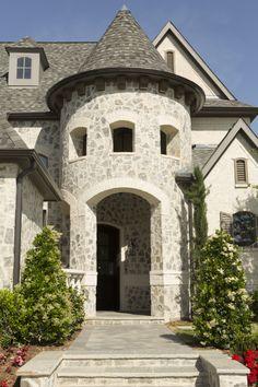 Shaddock Homes Phillips Creek Ranch Shaddockhomestx Style English House Exterior
