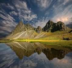 Iceland, would like to visit