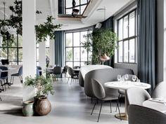The Standard restaurant by GamFratesi