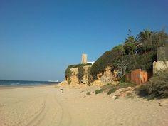 Cadiz Torre Bermeja, playa de la barrosa, chiclana de la frontera