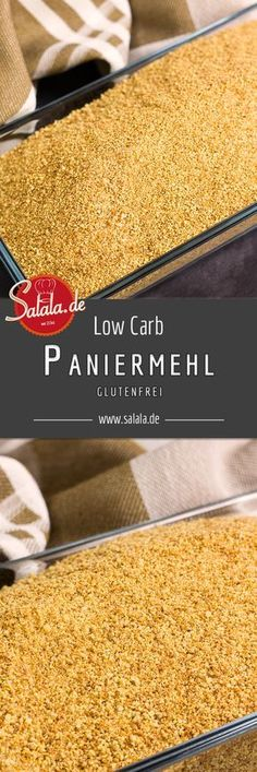 Low Carb Paniermehl - glutenfrei Description Greek Cucumber and Arugula Salad is. Low Carb P Paleo Dessert, Low Carb Bread, Low Carb Keto, Sin Gluten, Gluten Free Recipes, Low Carb Recipes, Arugula Salad, Convenience Food, Bread Crumbs