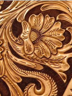 Leather Stamps, Leather Art, Leather Design, Leather Tooling, Leather Purses, Leather Carving, Leather Engraving, Leather Working Patterns, Leather Workshop