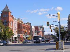 Stratford Ontario Street