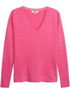 KappAhl Hampton Republic pink sweater