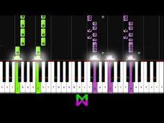 The Pierces - Secret Piano Tutorial (Pretty Little Liars Theme Song) - YouTube