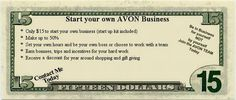 Make Beauty Your Business Selling Avon Brochure Online, Avon Brochure, How To Make Money, How To Become, Online Campaign, T Set, Avon Rep, Make Beauty, Starting Your Own Business