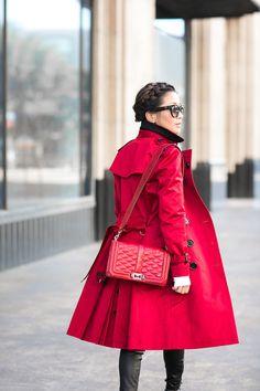 Red Red :: Rebecca Minkoff X Saks collaboration