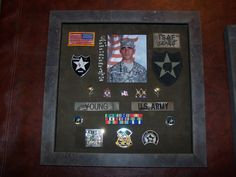 Like this military shadow box I have been looking for ideal for Kyle& patch. Like this military shadow box I have been looking for ideal for Kyle& patches Source by Army Crafts, Military Crafts, Military Shadow Box, Coin Display, Display Case, Military Memorabilia, Retirement Gifts, Military Retirement, In Memory Of Dad
