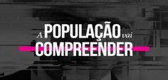 Plataforma A População vai Compreender denuncia números do Governo Federal   Blog da Pessoa
