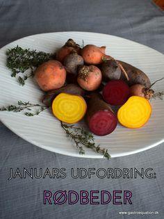 Jeg øver mig på at blive bedre til at spise efter sæson. I januar er mit mål at spise flere rødbeder. Her er lidt baggrund om rødbeder du måske ikke kendte.