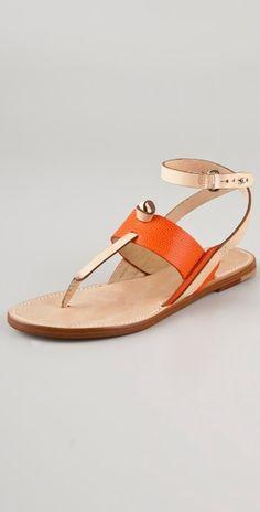 rag & bone, sigrid thong sandal, $295