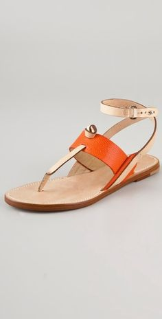 sigrid thong flat sandals ▲ rag & bone