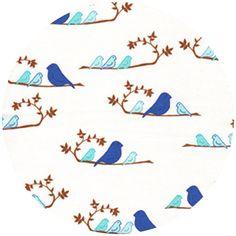 Valori Wells Wrenly, Mamma Birds Cobalt