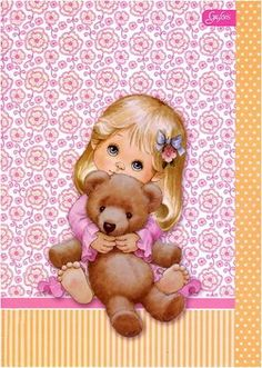 Little Miss Teddy Bear