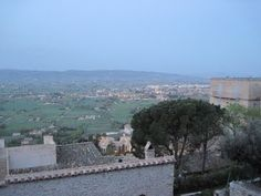 Walking About Mount Subasio, Assisi, Italy