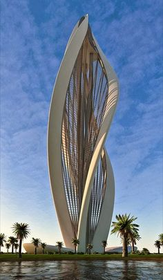 Blossoming Tower, Dubai ...... This tower is a outstanding design.
