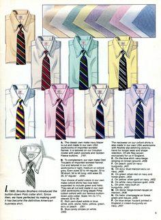 Brooks Bros Catalogue