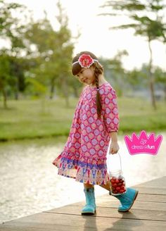tunic dress Harajuku, Kids Fashion, Tunic, Mom, Dresses, Style, Child Fashion, Vestidos, Tunics