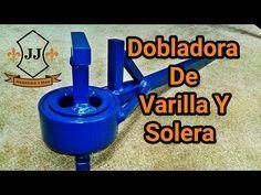Dobladora Horizontal de Estribos - Manual Hierro de Construccion- Argentina Cordoba - YouTube