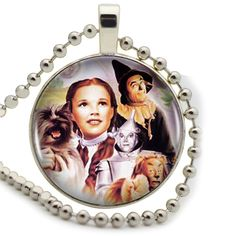 Find More Pendant Necklaces Information about Wizard Of Oz Glass Logo Round Pendant Women Choker Statement Silver Necklace For Men Dress Accessories AB082352,High Quality necklace bale,China necklace simple Suppliers, Cheap necklace feather from DreamFire Store on Aliexpress.com