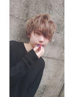 フィリア 台原店(Filea) 【★ホワイトベージュ×ショートマッシュ★】
