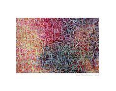 """Saatchi Online Artist: Alex Echo; """"Painting"""""""