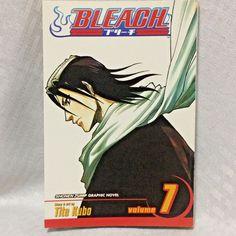 Bleach Vol 7 Shonen Jump Graphic Novel Series English Tite Kubo