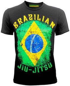 Submission Fight Co. Brazilian Jiu Jitsu Bamboo T-Shirt