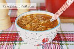 Hanım Ağa Çorbası Tarifi | Kevserin Mutfağı - Yemek Tarifleri