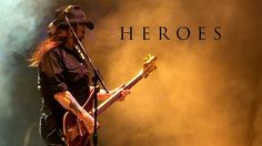 "Motörhead to release Under Cöver in September 2017 Covers compilation to include new version of David Bowie's ""Heroes"", (above)  ONE THING Lemmy Kilmister, Phil Campbell and Mikkey Dee liked to do over their years together in Motörhead, was grab a favourite song by another artist and give it a good o"