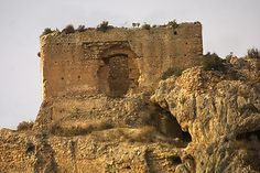 Castillo de Tibi.Alicante .Spain .